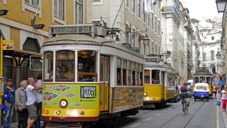 Lisbon Transportation - Erasmus Life Lisboa