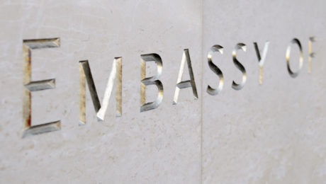 Embassies - Erasmus Life Lisboa