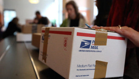 Student Mail Delivery - Erasmus Life Lisboa